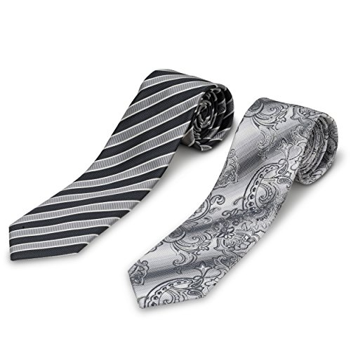 Set+of+2+Neckties+by+Mens+Collections-+Multiple+Ties+Variations+to+Chose+From%21+%2826%29