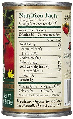Muir Glen Organic Tomato Paste-6 Oz