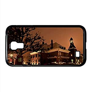 Hotel T Lansink, Hengelo, Netherlands Watercolor style Cover Samsung Galaxy S4 I9500 Case (Netherlands Watercolor style Cover Samsung Galaxy S4 I9500 Case)