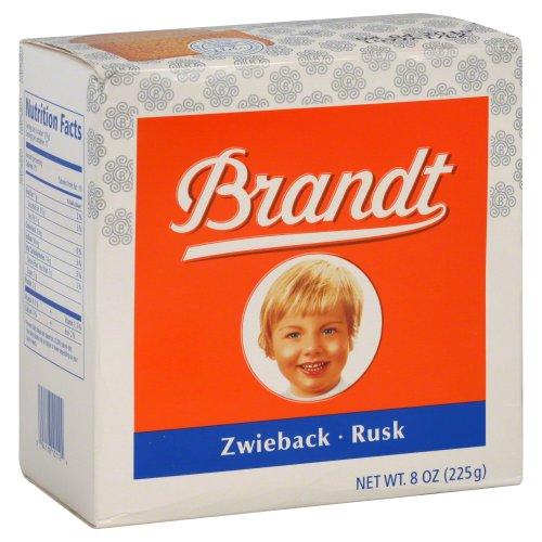 Brandt Zwieback Rusk Toast product image