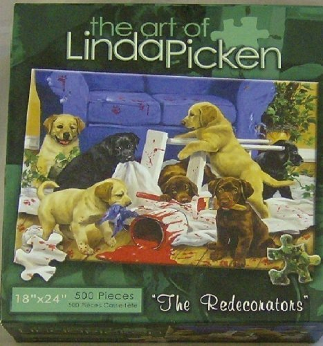 The Art of Linda Picken