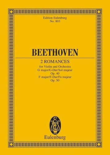 2-romances-for-violin-and-orchestra-g-major-op-40-f-major-op-50-study-score