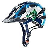 Uvex Hero Children's Bicycle Helmet Multi-Coloured Chameleon Size:49-54 by Uvex