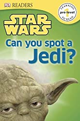 Star Wars: Can You Spot a Jedi? (DK Readers: Level Pre1)