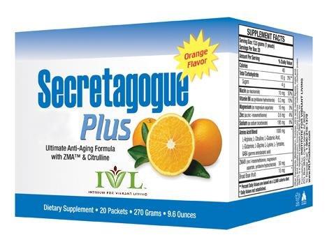 Secretagogue hGH Plus - Saveur d'Orange