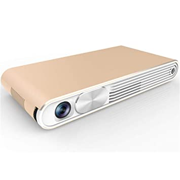Amazon.com: Proyector de casa, WiFi 1080P HD 3D Mini ...