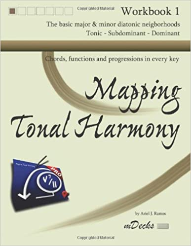 Mapping Tonal Harmony Workbook 1 Chords Functions And