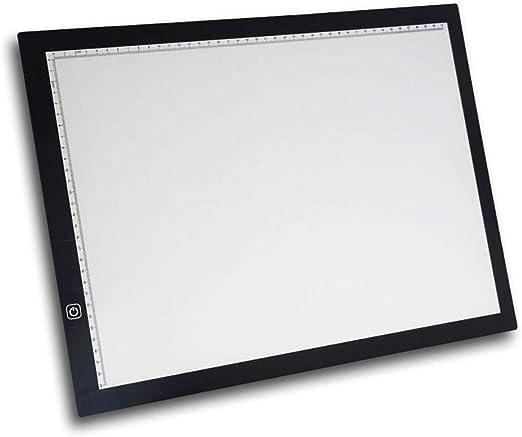 Rastreo Light Pad, Copia de luz Dibujo fino estupendo A3 Caja de luz LED de luz