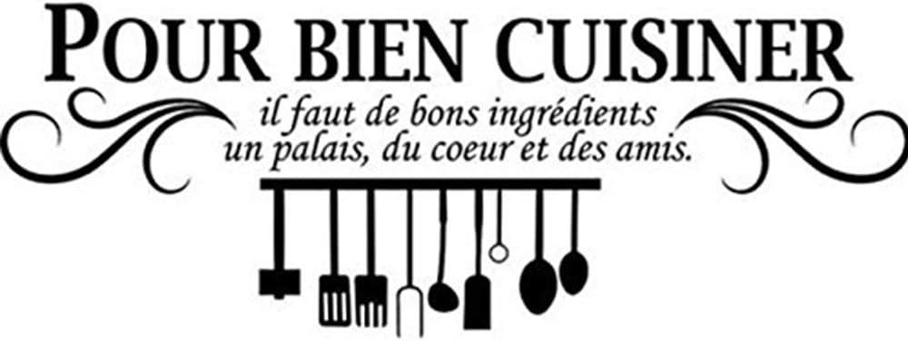 NiceButy Autocollants Muraux D/écoratifs pour Les Chambres Les Salons La D/écoration Int/érieure Les Salles De Bains Ou Les Surfaces De Cuisine