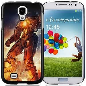 S4 Cover Case,Pacific Rim No Black Personalized Cool Design Samsung Galaxy S4 Case