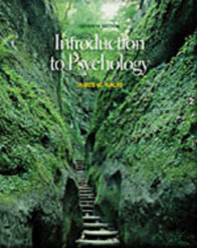Introduction to Psychology (Book + CD-ROM)