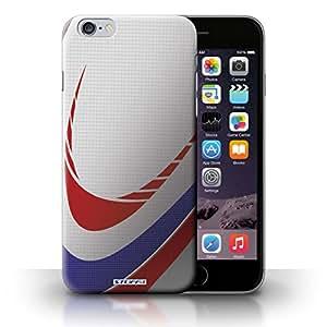 Carcasa dura para el iPhone 6+/Plus 5.5 / Bolas de los deportes / Rugby