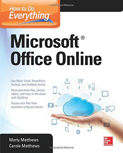 How to Do Everything: Microsoft Office Online (Mint Software Mac)