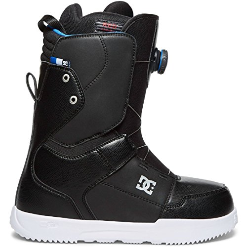 DC Scout Boa Snowboard Boots UK 8 (Scout Boa Snowboard Boots)