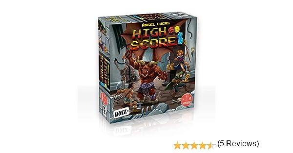 DMZ GAMES- Juego de Mesa, Color Gris (DMZ1011): Amazon.es: Juguetes y juegos