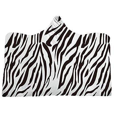 ESHOO Kids Adult Hooded Blanket Comfy Blanket Sherpa Fleece Snuggy Blanket