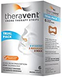 Theravent Snore Therapy Strips, Trial Pack