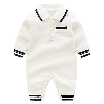 8b5cc5e265dba Kanodan 新生児 ニット 長袖 前開きカバーオール ベビー肌着 長袖 赤ちゃん 肌着 新生児 肌着 前開き