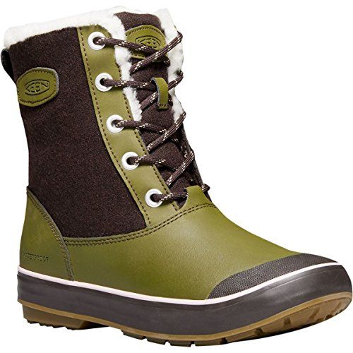 Keen Mujeres Elsa Impermeable Bota De Invierno Aguacate