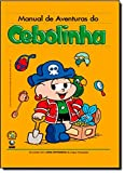 capa de Manual de Aventuras do Cebolinha