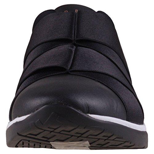 Femme Baker black Ted Queane Blk Noir Baskets 6BxCHCwZq
