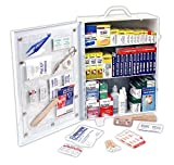 Tools & Hardware : Rapid Care First Aid 80094 3 Shelf OSHA/ANSI First Aid Cabinet