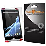 Acer Predator 8 Screen Protector (5-Pack), Flex Shield Clear Screen Protector for Acer Predator 8 Bubble-Free and Scratch Resistant Film