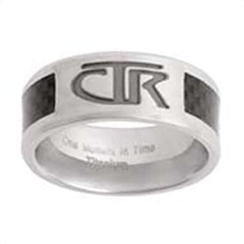 2 Pack CTR Shield Silicone Ring Back and Silver