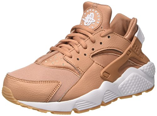 Gum Beige Clay Huarache NIKE Dusted Ginnastica Wmns Scarpe White Yellow Donna Air Run da vqB678qw