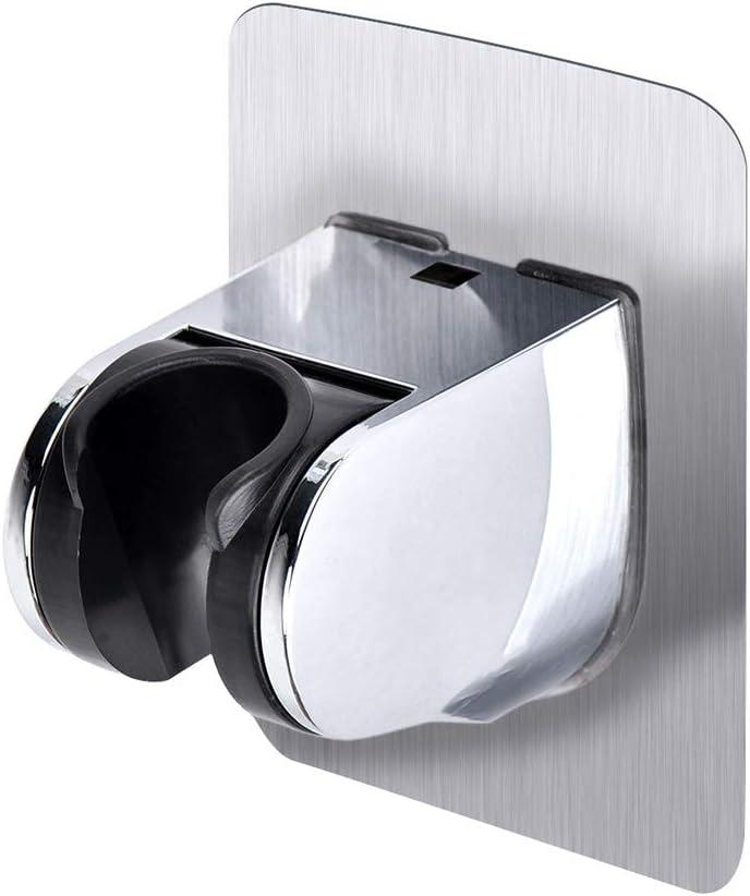 Towinle Support de Pomme de Douche Mural D/étachable Avec /à Angle R/églable 2Pcs Heavy Duty mural pour salle de bain H/ôtel Imperm/éable Support de douche