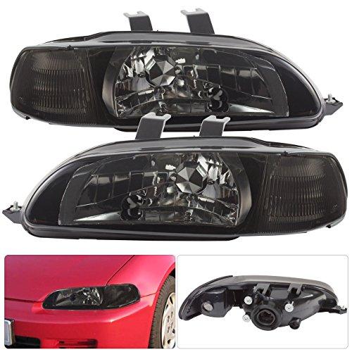 1993 honda civic hatchback - 4
