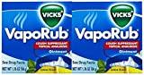 Vicks VapoRub Topical Cough Suppressant Ointment