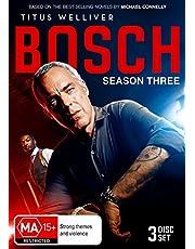 Bosch: Season 3 [3 Disc] (DVD)