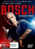 Bosch - Season 3 [ NON-USA Format Region 4 Import - Australia ]