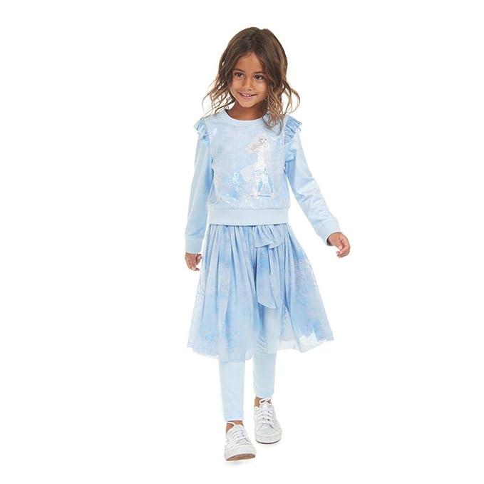 Amazon.com: Pippa & Julie Disney X Frozen 2 Elsa Lentejuelas ...