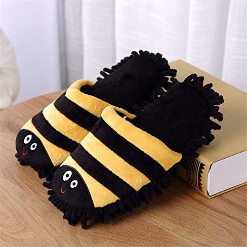 Les Cm39 Glissent Taille Mou Pantoufles Chaussures Silence Dames De Deed D'intérieur Automne 40 26 Fond FTl1cJK