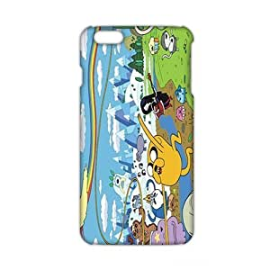 Angl 3D Case Cover Adventure Time Cartoon Phone Case for iPhone5c