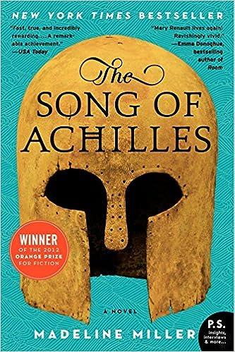 Resultado de imagen para the song of achilles