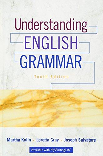Understanding English Grammar (10th Edition)