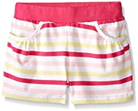 Gymboree Girls' Striped Shirred Pocket S...