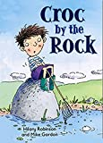 Croc by the Rock, Hilary Robinson, 1783221437