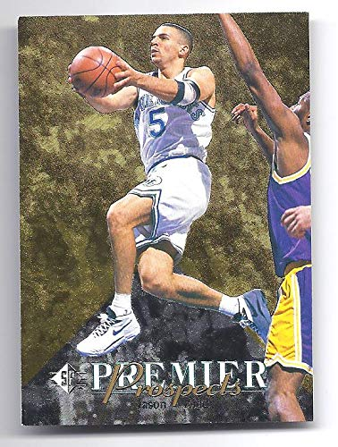 b8010ae99 JASON KIDD 1994-95 SP Premier Prospects  2 Rookie Card RC Dallas Mavericks  Basketball