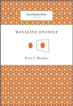 image for Managing Oneself (Harvard Business Review Classics)
