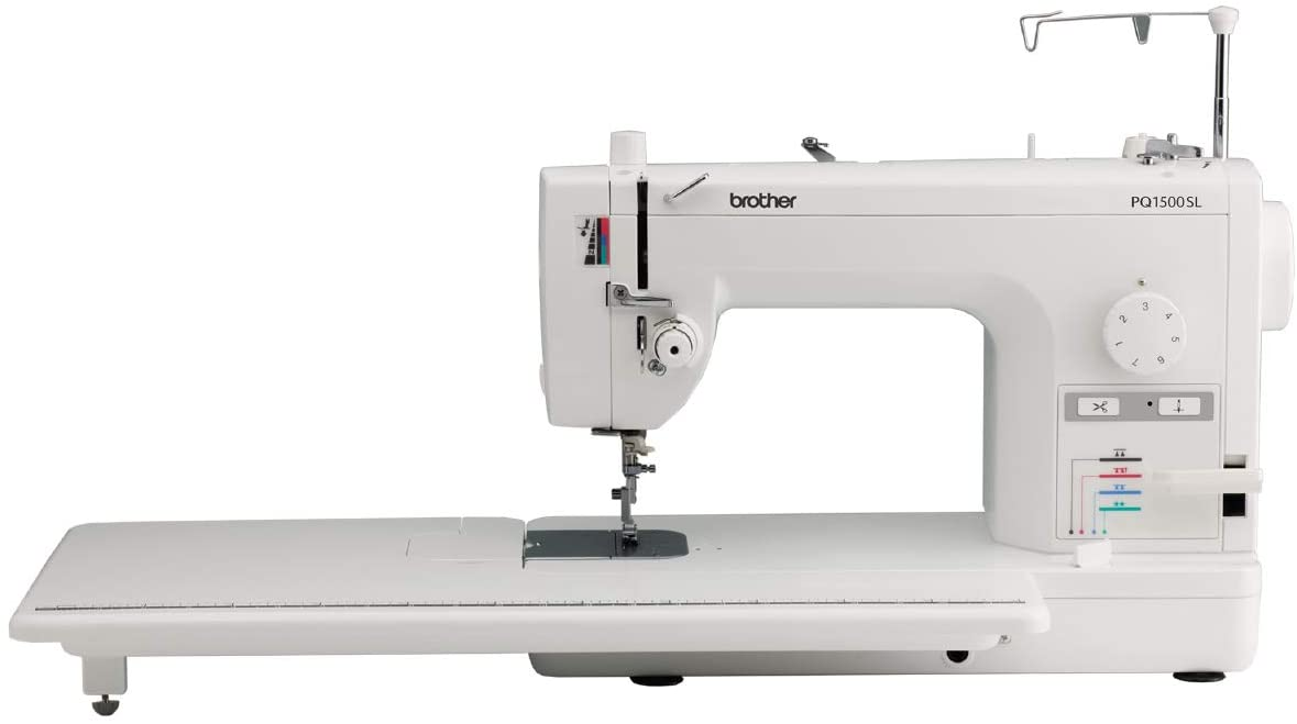 Excellent after-sales service: Brother Quilting Machine PQ1500SL