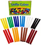 Unifix Cubes - Package of 300 - 10 Colors