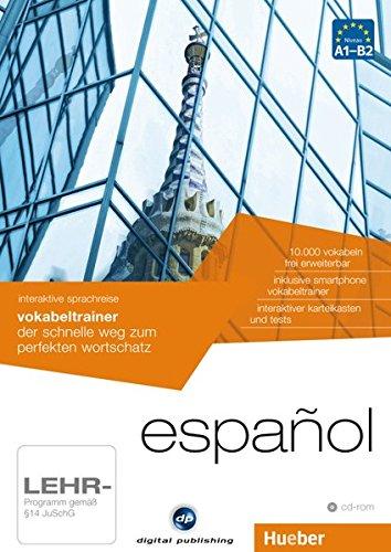 Interaktive Sprachreise: Vokabeltrainer Espanol