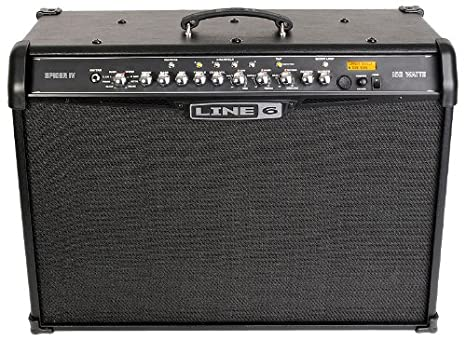 Amazon.com: Line 6 Spider IV 150: Electronics