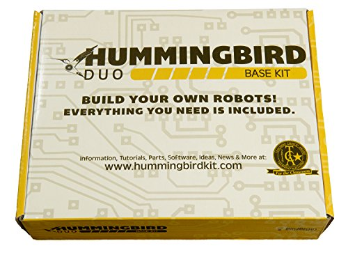 Hummingbird Duo Robotics Base Kit