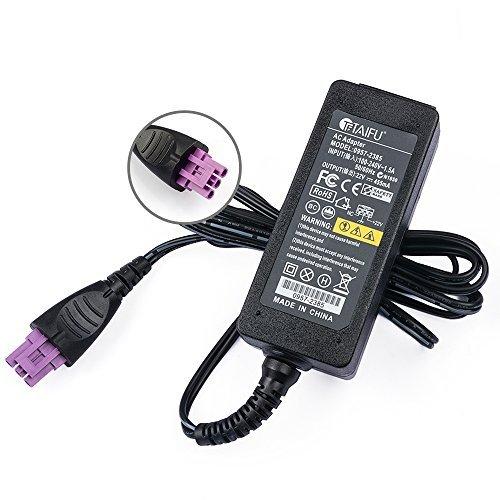 Taifu - Adaptador de corriente 22V CA para impresora HP Deskjet 1010 1012 1510 1518 0957-2385, también para 0957-2403 HP...