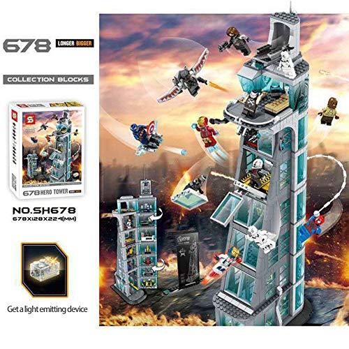 QXYA Building Blocks Avengers Alliance 3 Building Blocks